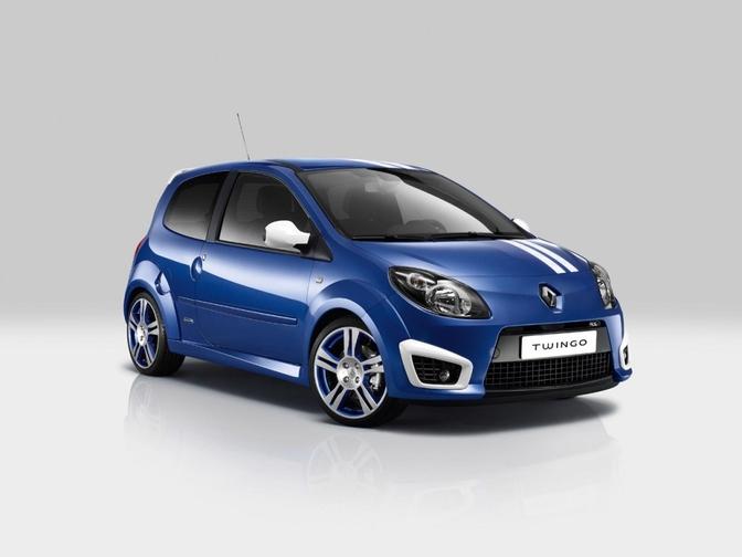 Renault Gordini keer terug naar zijn racing roots
