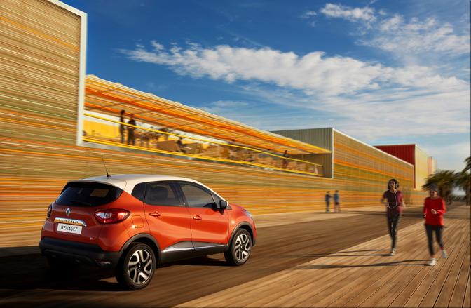 Renault prijst Captur crossover: vanaf 15.500 euro