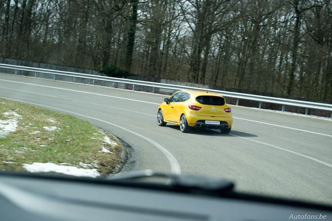 Rij-impressie: Renault Clio RS 200 EDC