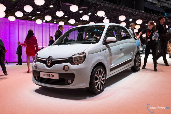 Renault Twingo Geneve 2014