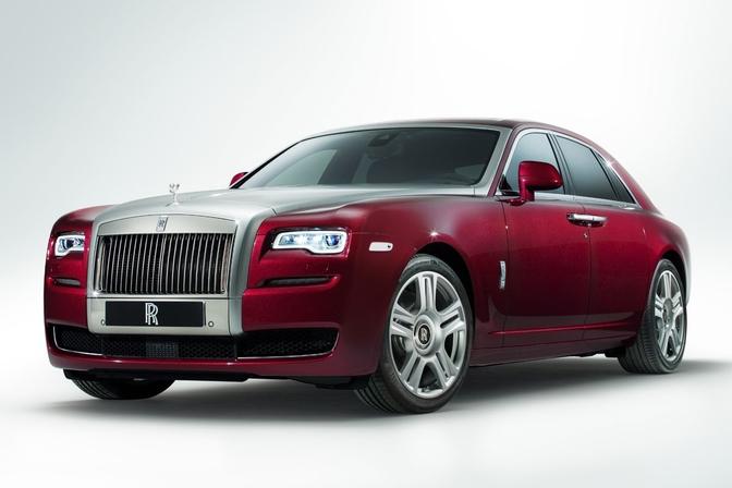 Rolls Royce Ghost Series II (2014)