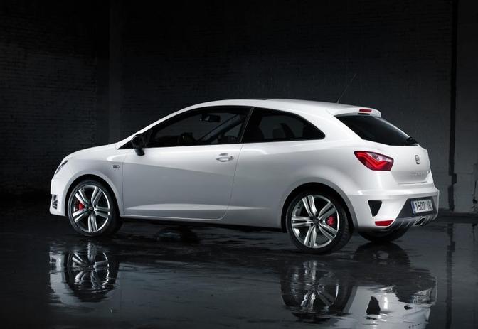 Seat Ibiza Cupra 2013: 180 pk en 250 Nm aan hot hatch