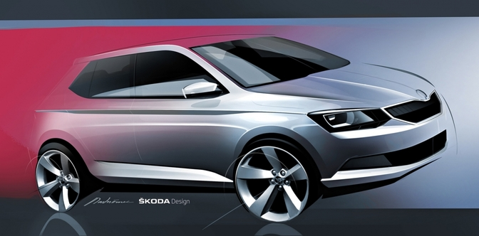 new-skoda-fabia-design-revealed-in-first-official-sketch_1