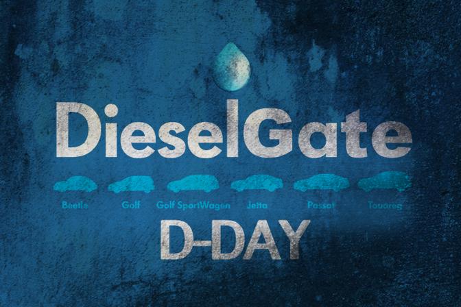 dieselgatedday