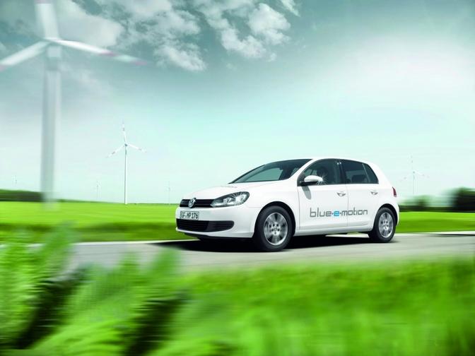 Golf Plug-in hybride wordt Golf GTE