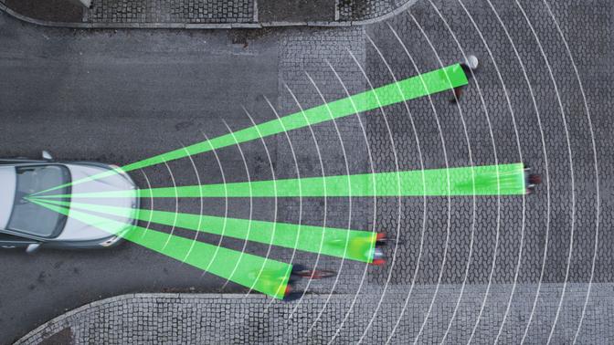 Volvo's vermijden binnenkort aanrijdingen met fietsers