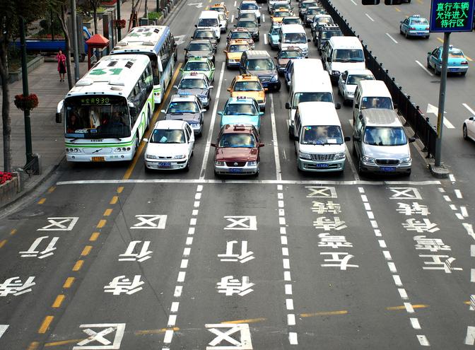 Autoverkopen China