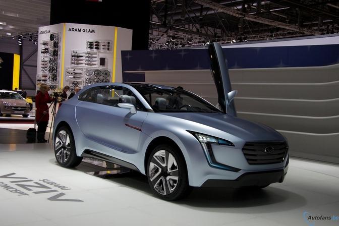 Subaru VIZIV concept in Genève
