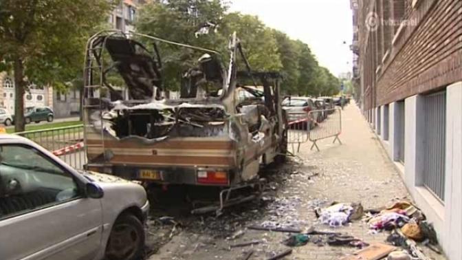 Brussel brandt: 27 auto's in brand gestoken