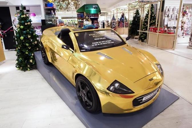 Deze Elektrische Cabrio Kost Maar 38 280 Euro Autofans