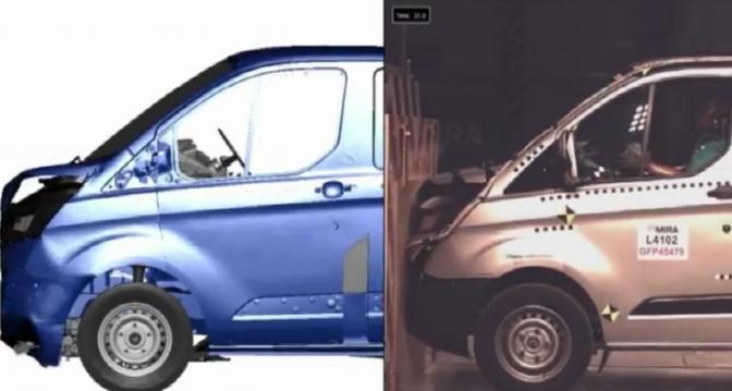 EuroNCAP crasht ook busjes