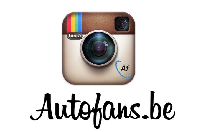 instagram @autofansbe
