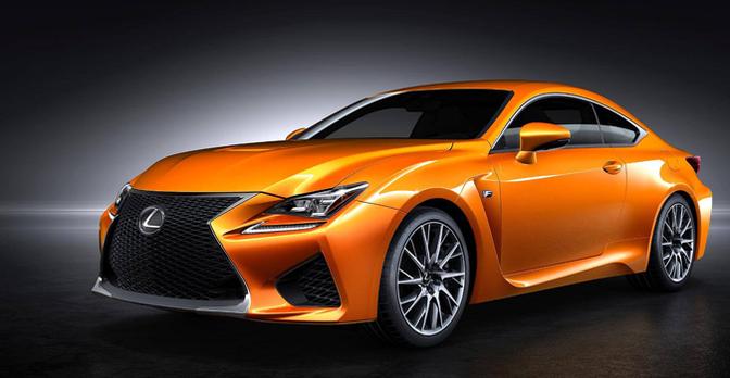 Lexus-RC F- Color