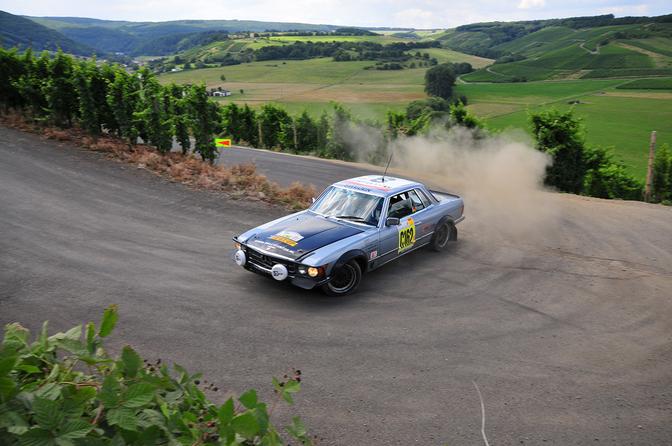 450 slc rally 5.0 mercedes v8 wallpaper