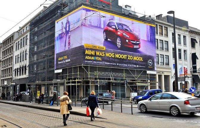 Mini store Antwerp