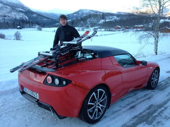 Waarom Is Noorwegen Verliefd Op De Elektrische Auto Autofans