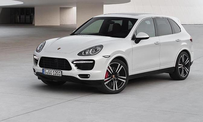 Porsche Cayenne verkopen 2012