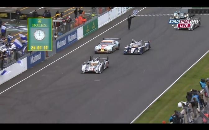Audi wint Le Mans 2013