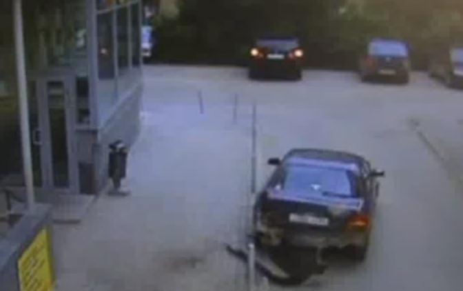 eerste prijs in parkeren