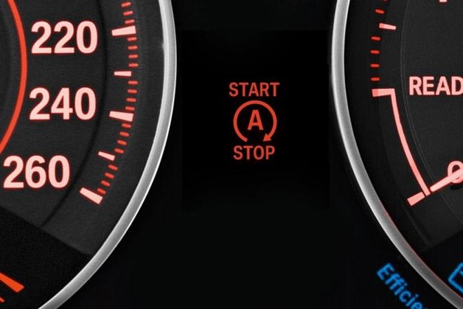 start-stop-functie