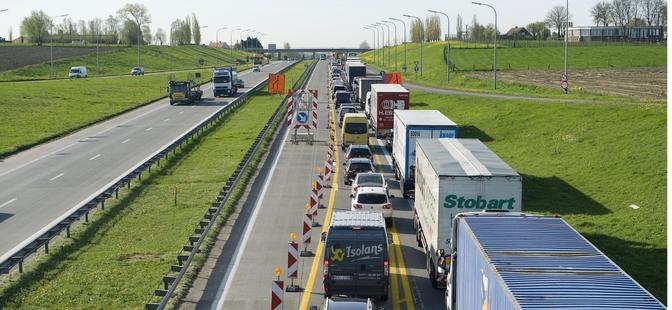 wegenwerken_snelweg