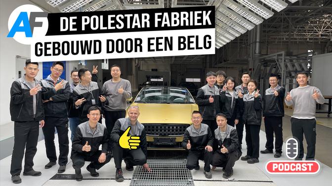 Koen Sonck, de Belg die Polestar fabrieken bouwt in China