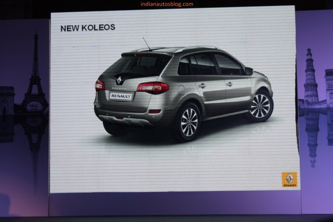 2012 renault koleos spyshots autofans. Black Bedroom Furniture Sets. Home Design Ideas