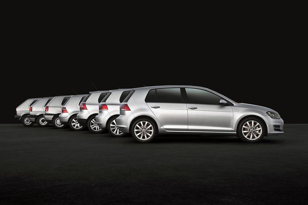 volkswagen 40 jaar 40 Jaar Volkswagen Golf   Autofans volkswagen 40 jaar