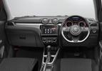 Suzuki Swift 2017 interieur