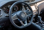 Nissan Qashqai facelift (2017) stuur