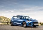 ford focus candidate car of the year 2019