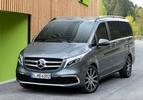 Mercedes-Benz V-Klasse facelift 2019
