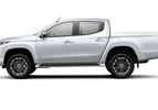 mitsubishi l200 facelift 2018