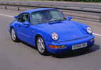 porsche generations 911 964