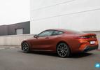 BMW 8 Reeks Rijtest video 840d 2019