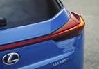 Lexus UX 250h 2019 blauw