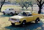 Mitsubishi  pick-up 1978