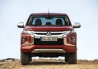 Mitsubishi L200 pick-up 2019 facelift