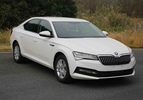 Skoda Superb Facelift lek 2019