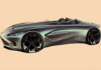Aston Martin V12 Speedster 2020