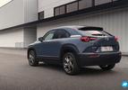 Mazda MX-30 elektrisch SUV rijtest 2020