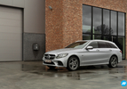 Mercedes C 300 de Break Plug-in Rijtest Review