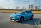 Subaru XV e-Boxer test 2020