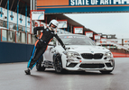 BMW M2 CS Racing Cup Jeroom BMW Group Benelux Art car