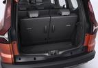 Dacia Jogger 2021 koffer met derde zitrij