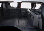 Dacia Jogger 2021 koffervolume totaal