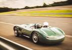 Jaguar C-Type Continuation circuit achteraan