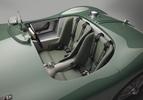 Jaguar C-Type Continuation interieur