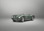 Jaguar C-Type Continuation vooraan