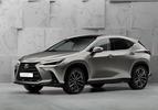 Lexus NX (2021) officieel